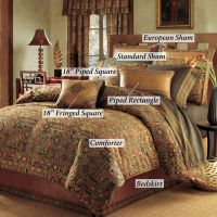 Yosemite Comforter Bedding Sets by Croscill Ordered, and ...