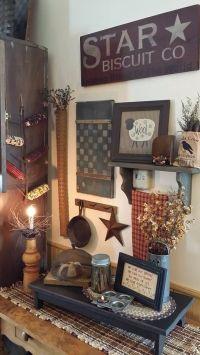 Primitive Kitchen Decor. Good Country Kitchen Decor ...