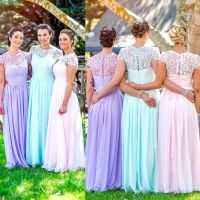 1000+ ideas about Pastel Bridesmaid Dress Colors on ...