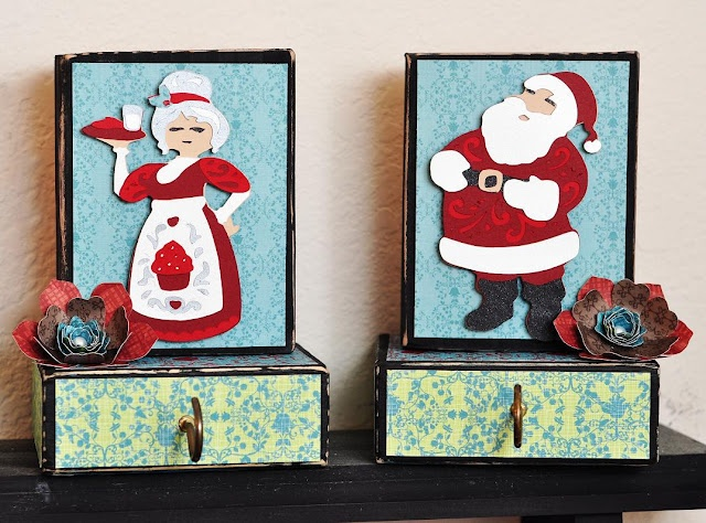 17 Best Images About Cricut A Quilted Christmas On