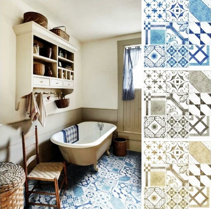 Azulejos piastrelle in stile portoghese  Un blog sulla cultura dellarredo bagno Portuguese