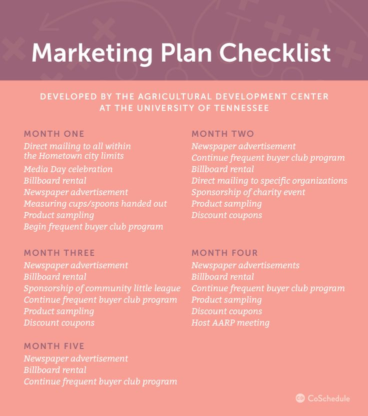 Best 25 Marketing Plan Sample Ideas On Pinterest