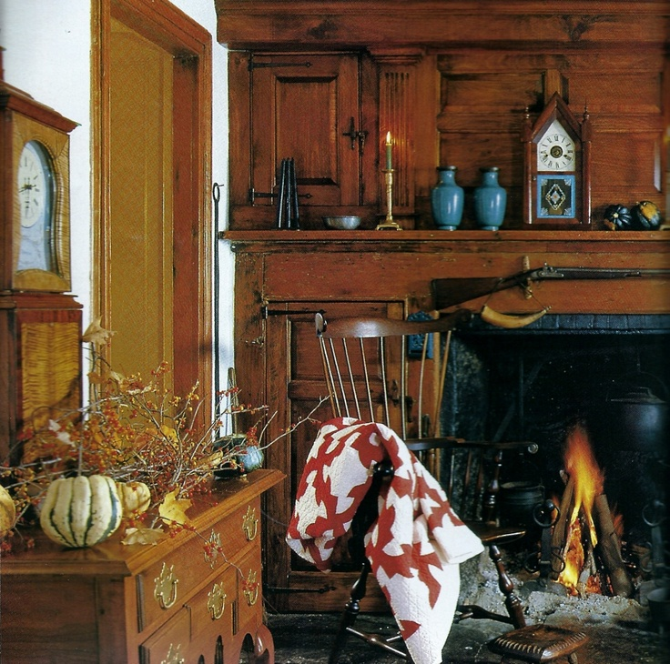 15 Colonial Fireplace Design Ideas Compilation Fireplace Ideas 25+ Best Ideas About Primitive Mantels On Pinterest