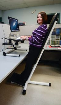 Out Standing Invention Replaces Unhealthy Chair For Office ...