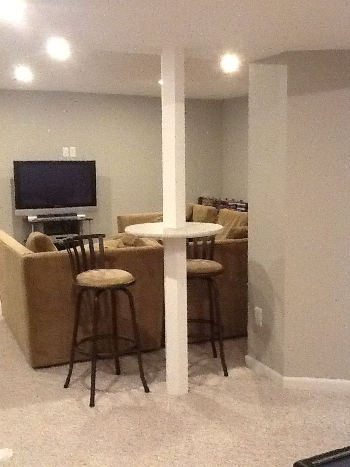 25+ best ideas about Basement Pole Covers on Pinterest