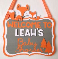 1000+ ideas about Fox Baby Showers on Pinterest   Woodland ...