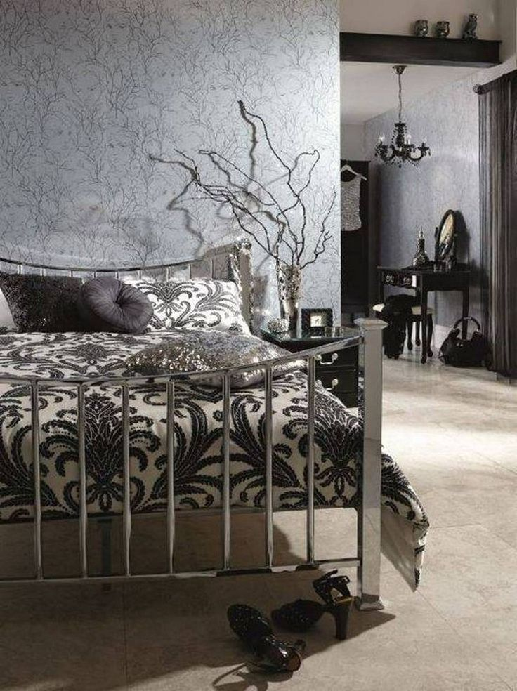 25+ best ideas about Gothic bedroom decor on Pinterest