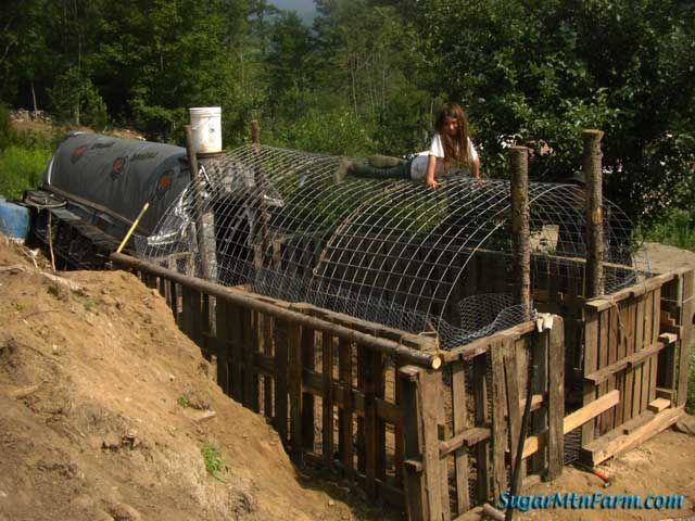 25 Best Ideas About Hoop House Chickens On Pinterest Diy