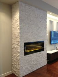1000+ images about Polar White Real Stacked Stone ...