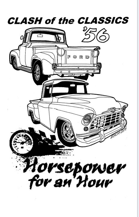 317 best images about 1956 chevy pickup on Pinterest