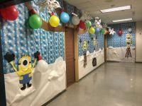 1000+ ideas about Minion Door Decorations on Pinterest