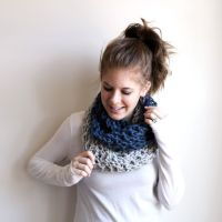 1000+ ideas about Chunky Knit Scarves on Pinterest | Loop ...