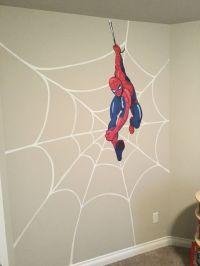 Best 25+ Spiderman wall decals ideas on Pinterest
