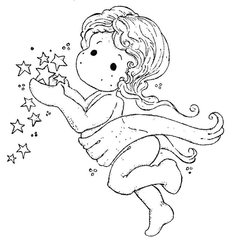 1000+ images about Coloring pages Magnolia/Tilda on