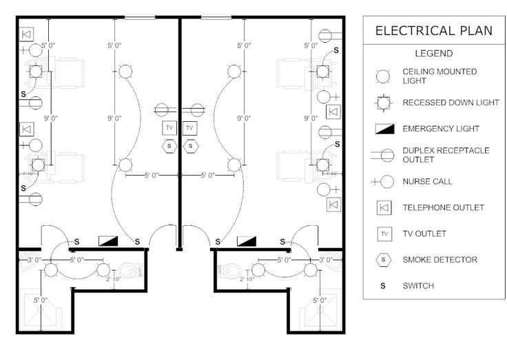 interior electrical work