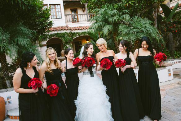 ~Weddings In Black~Red~White