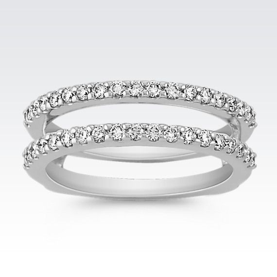 Best 25 Double Wedding Bands ideas on Pinterest  White gold wedding jewellery sets Stacked