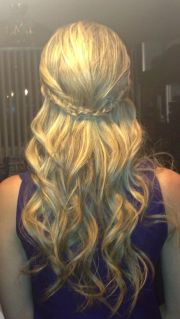 curly braided updo hairstyles