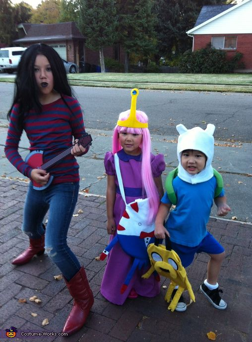 42 best images about adventure time costumes on pinterest