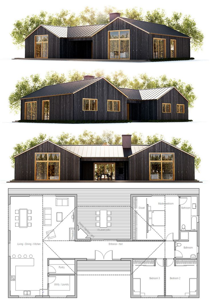 25+ best ideas about Small house plans on Pinterest