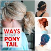 quick easy hairstyles moms