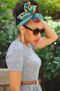17 Best images about Head wraps. on Pinterest | Head ...