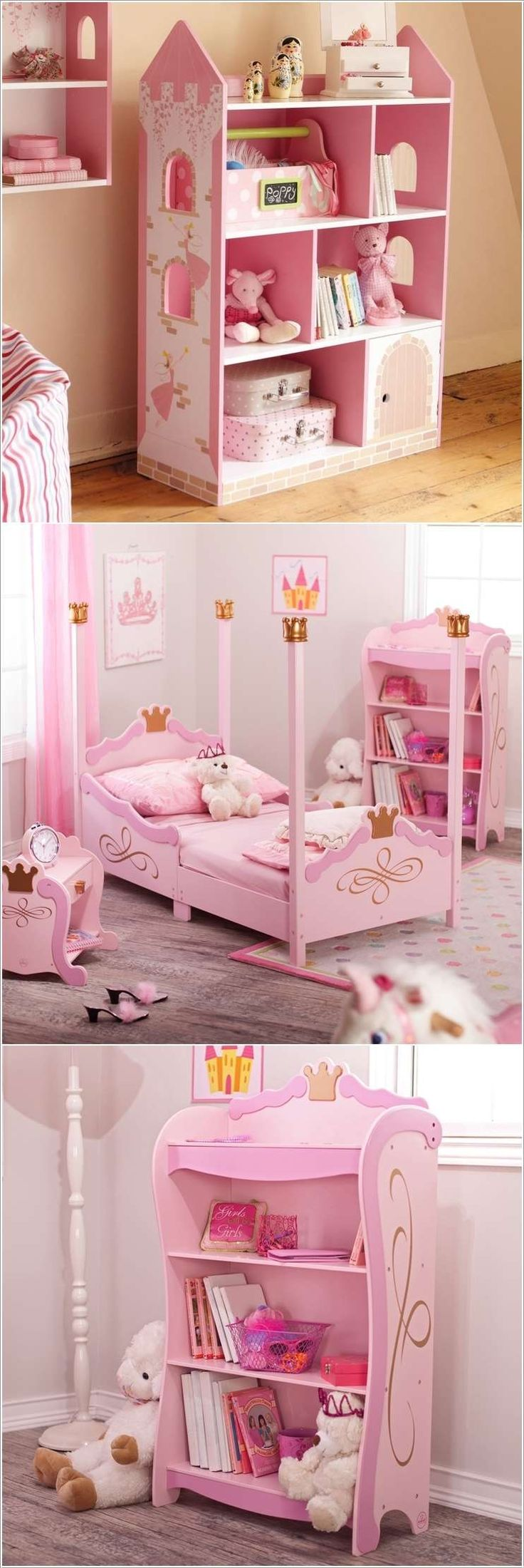 17 Best ideas about Princess Room Decor on Pinterest