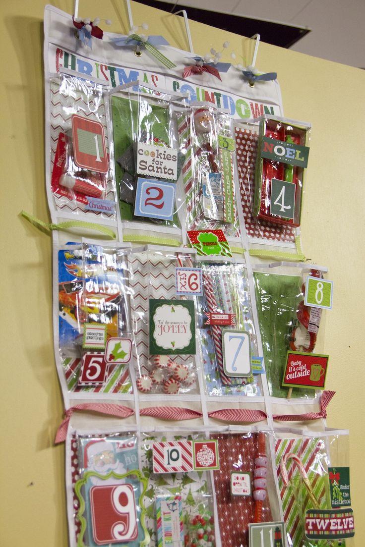 5 Original DIY Christmas Countdown Calendars
