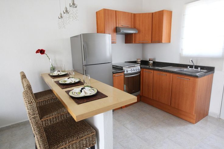 29 best images about barra desayunador on Pinterest  Mesas Kitchens with islands and Serum