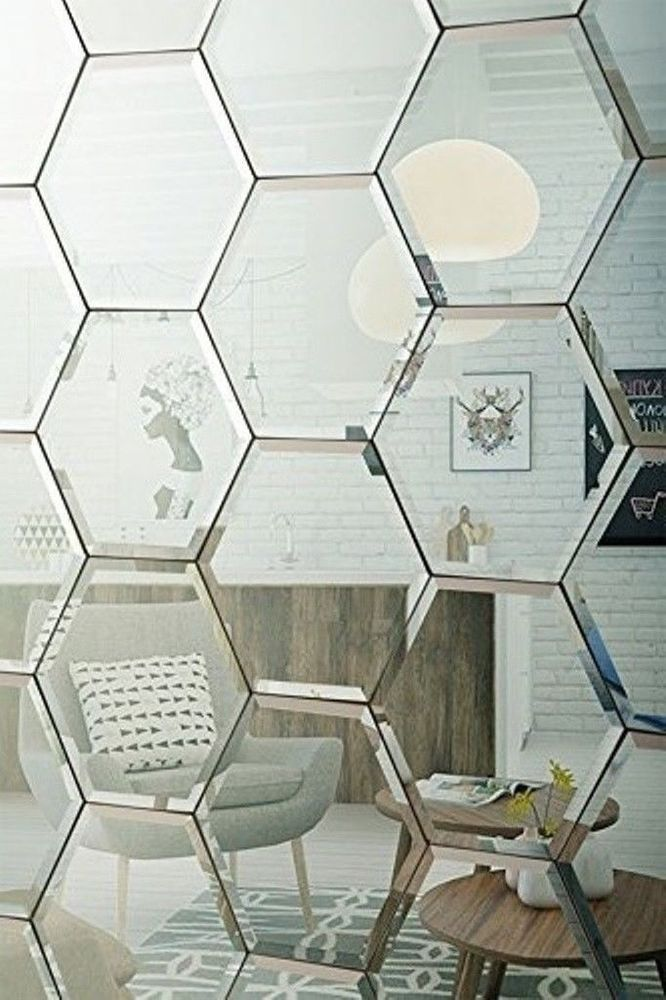 Best Mirror Tiles ideas on Pinterest