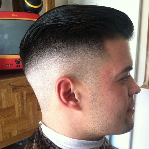 43 Best Images About Slicked Back Haircuts On Pinterest Taper