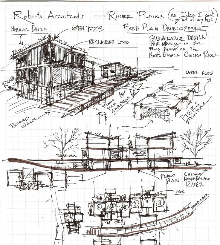 25+ best ideas about Architectural sketches on Pinterest