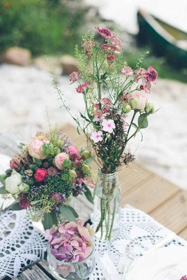 Die besten 17 Ideen zu Hochzeitsblumen auf Pinterest