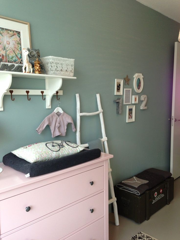 17 beste ideen over Meisjes Slaapkamer Kleuren op