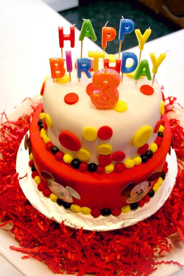 Mickey Mouse Cake Walmart Bakery Cakes Pinterest