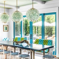 Kitchen Lights Fixtures New Appliances Coastal Dining Room | Evolve Residential Rooms ...