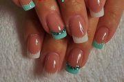 beautiful and elegant nails nail