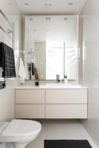 25    Small elegant bathroom  ...