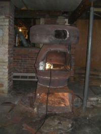 Antique coal Boiler | 1890 Sunbeam Coal Furnace Meets its ...