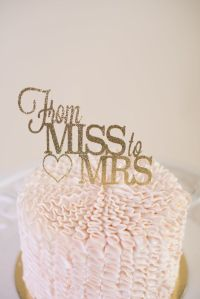 25+ best ideas about Bridal Shower Cakes on Pinterest ...