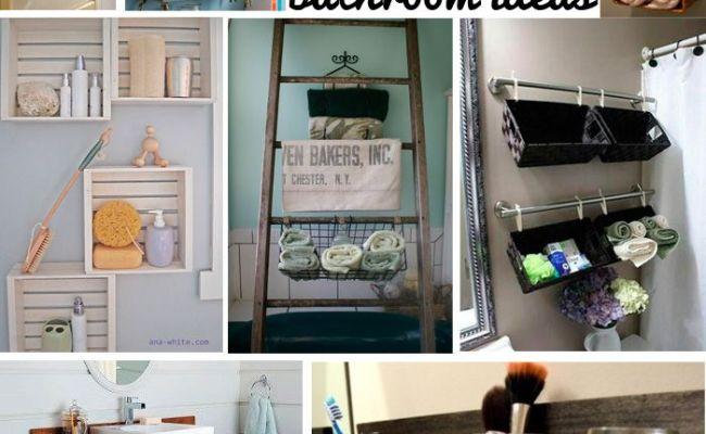 10 Diy Bathroom Decor Ideas So Much Fun Bathroom