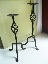 1000+ ideas about Wrought Iron Candle Holders on Pinterest ...