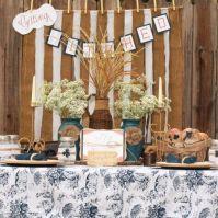 DIY Country Bridal Shower | RUSTIC WEDDING IDEAS ...