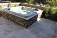 in+ground+spa/hot+tub | In-ground Spa, Hot tub in Arizona ...