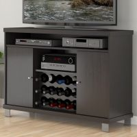 17+ best ideas about Cool Tv Stands on Pinterest | Small ...