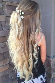 ideas prom hairstyles