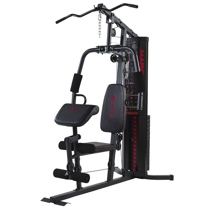 Marcy Eclipse Hg3000 Compact Home Gym Home Curls And