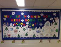 Christmas bulletin board-Island of misfit toys! Creating a ...