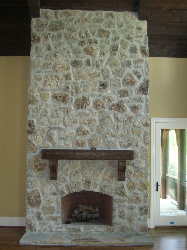 This Is A Great Application Of A Stone That Came From