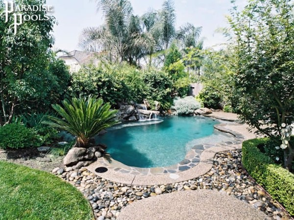 1000 pool landscaping